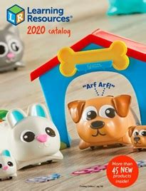 learning resources childrens toys catalog catalogs
