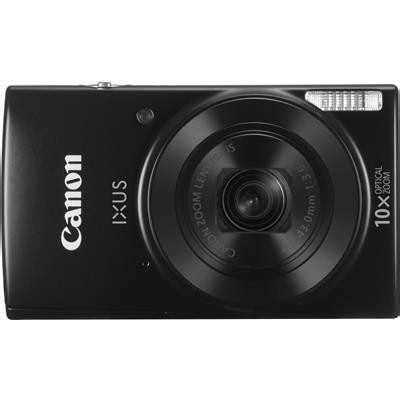 canon ixus 190 compact digital camera (black) | jb hi fi