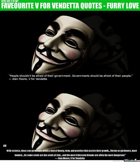 V For Vendetta Quotes Movie