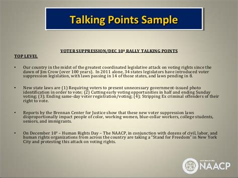 talking points template talking points by godswill m s