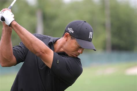 tiger woods perfect swing will i have a golf swing like tiger woods golf loopy