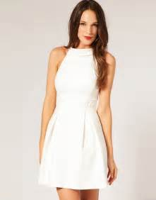 White casual dresses for juniors dresses trend