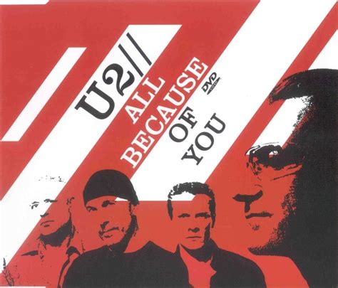because of you version u2station u2ography singles and eps all because