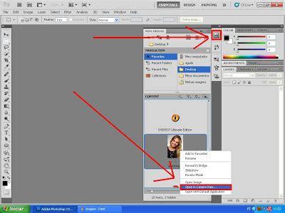 plug in camera raw do photoshop cs5 ~ design, criatividade