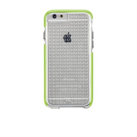 Mate Tough For Iphone 6 4 7 mate tough air iphone 6 4 7 quot clear lime