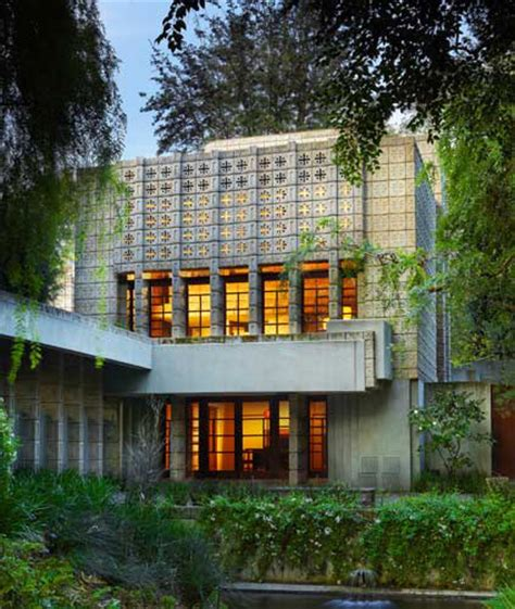 millard house frank lloyd wright s iconic la miniatura millard house hits the market for 4