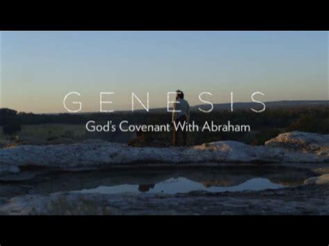 genesis covenant genesis god s covenant with abraham genesis