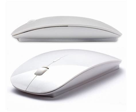 Mouse Wireless Apple sale promotion 2 4 ghz white wireless usb optical