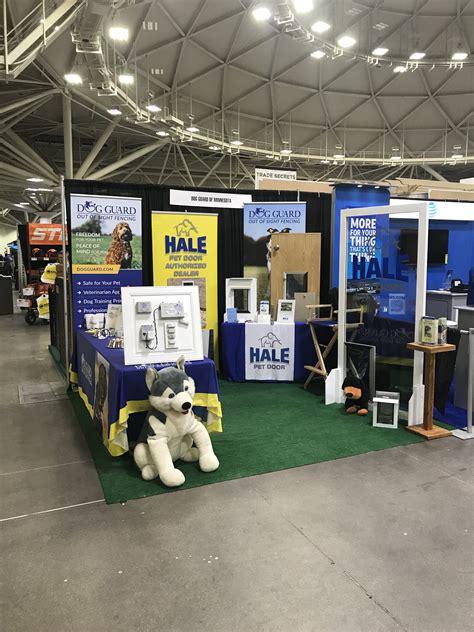 Minnesota Home And Garden Show - hale pet door dealer details