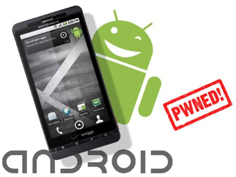 Efuse Circumvented Droid X Rooted Android Headlines