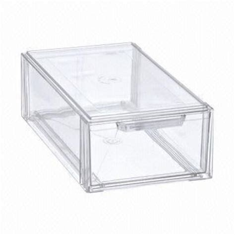 clear sneaker box clear acrylic shoe display box global sources