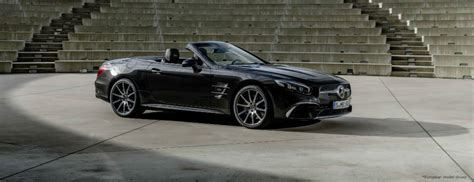mercedes benz sl roadster grand edition release date
