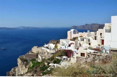 Small Villages photo oia santorini island greece