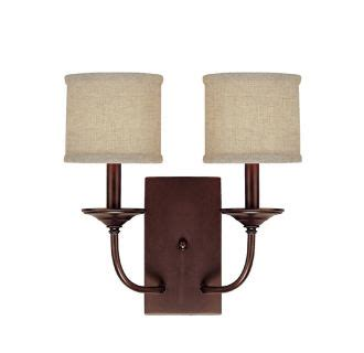 Electrical Box For Wall Sconce Capital Lighting 1982bb 468 Burnished Bronze Loft 2 Light Candle Style Wall Sconce
