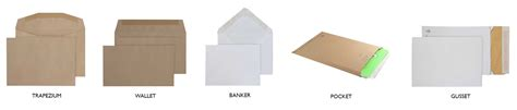 How To Make Different Types Of Handmade Envelopes - envelope sizes uk which envelope