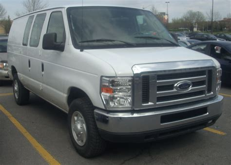 Ford E250 by Ford E 250 Information And Photos Momentcar