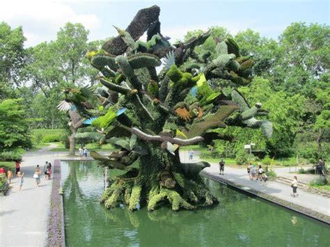 Parking Botanical Gardens Montreal Waterlily Picture Of Montreal Botanical Gardens