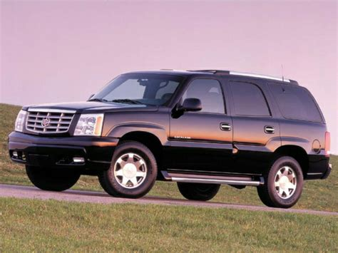 2002 Cadillac Escalade Price by 2002 Cadillac Escalade Reviews Specs And Prices Cars