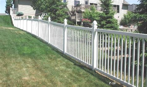 backyard fencing prices vinyl yard fence white fence price cheap pvc wpc
