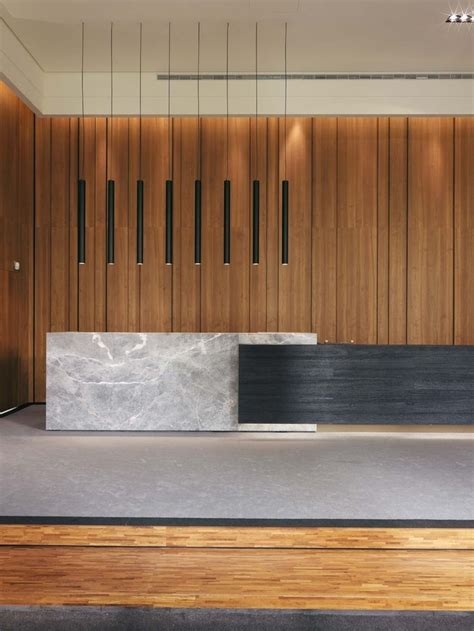 modern office reception desk best 25 front desk ideas on reception counter