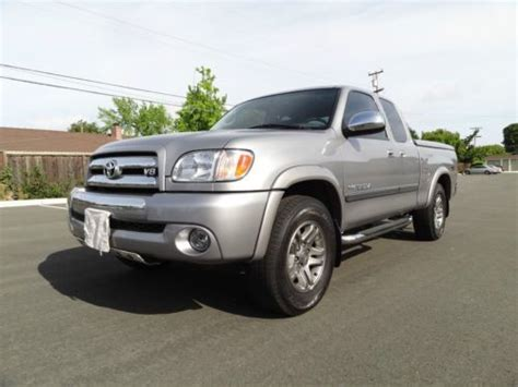 Toyota Tundra Trd Supercharged For Sale Purchase Used Supercharged Toyota Trd Tundra With Low