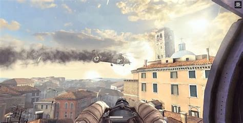 gameloft releases its first modern combat 5 teaser video modern combat 5 blackout mobile fps further detailed by