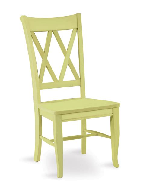 x back side chair cottage home 174