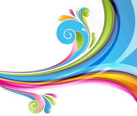 colorful wallpaper eps 17 colorful backgrounds vector images abstract
