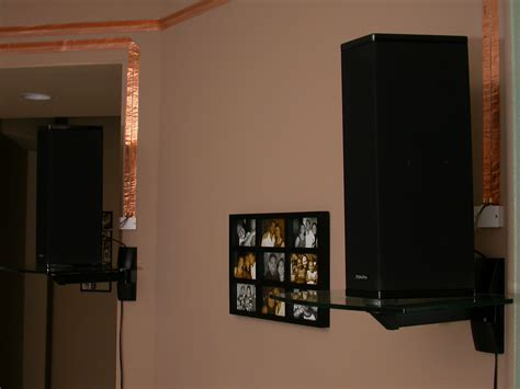 how to wall mount bookshelf speakers 28 images