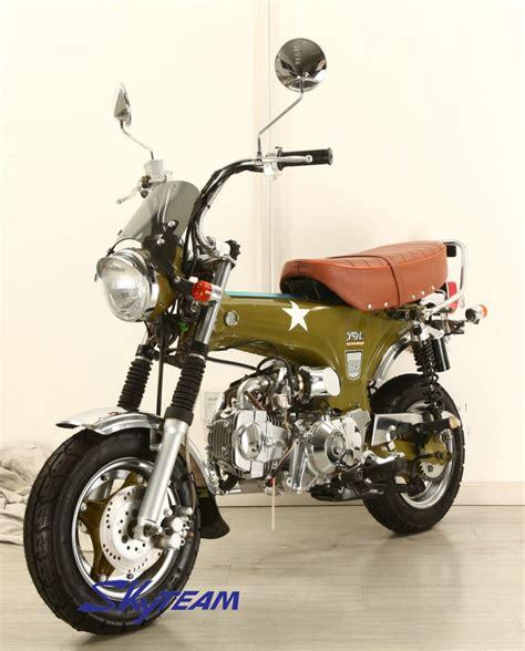 Skyteam Motorrad by Skyteam 125cc 4 Stroke Skymax Dax Monkey Motorcycle Mini