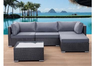 divani rattan sintetico prezzi divano in rattan 187 acquista divani in rattan su livingo