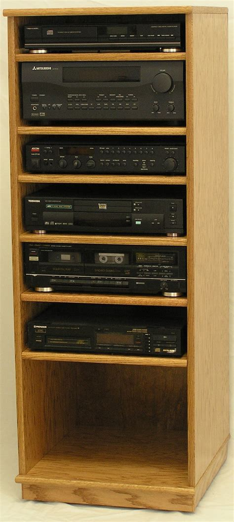 Custom Stereo Cabinets, TV Stands, Enetertainment Centers