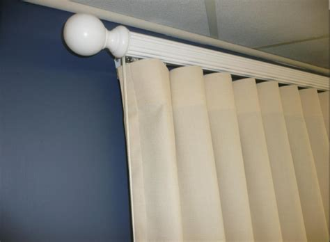 how to hang curtains on traverse rod how to hang curtains with traverse rod curtain