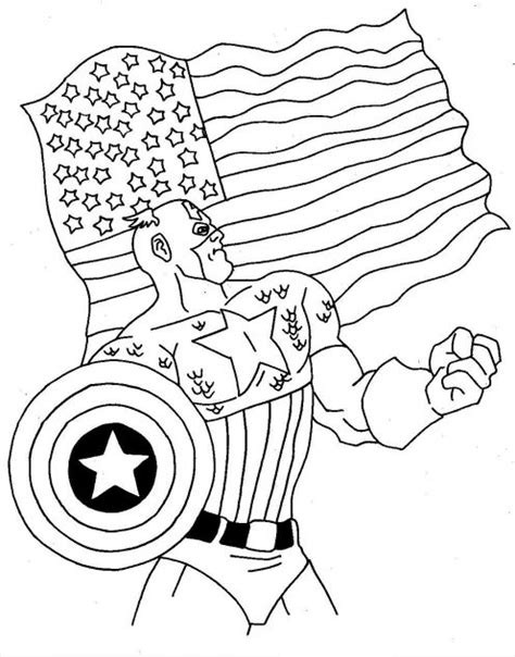 captain america coloring pages coloring pages captain america coloring pages