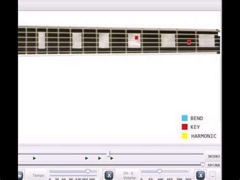 la grange guitar solo lesson zz top famous solos doovi