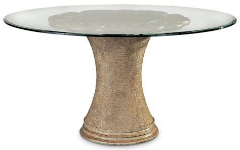 pedestal glass dining table glass pedestal dining table home design