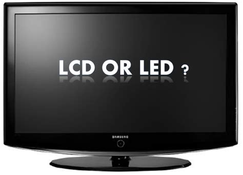 lcd v difference between led and lcd displays led vs lcd