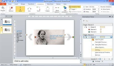 membuat tombol navigasi powerpoint cara membuat slideshow dengan navigasi sederhana bag 2