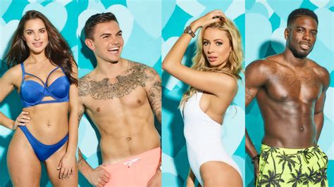 celebrity love island 2018 watch online love island 2017 contestants meet this year s cast here