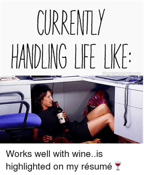 handling lfe lke  girlsthinkimfunny works