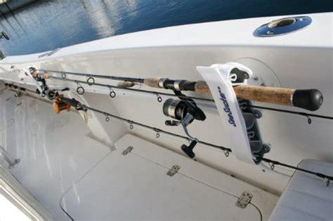 horizontal rod holders for boats seasucker vacuum mounted marine horizontal fishing rod