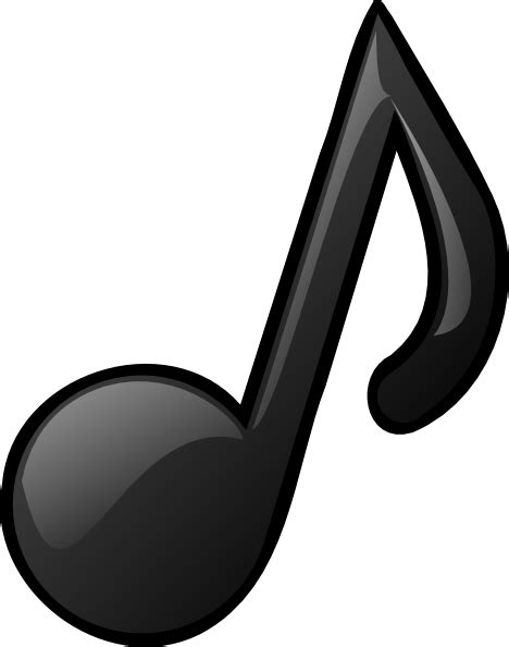clipart musicali musical note clip at clker vector clip