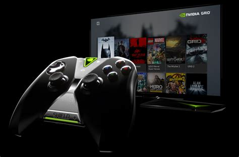 nvidia console nvidia shield and valve steam link offer low cost pc