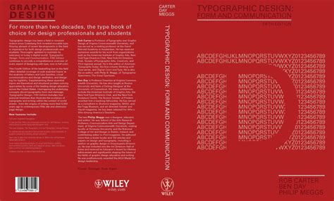 typographic design form and communication books typographic design form and communication 01 by