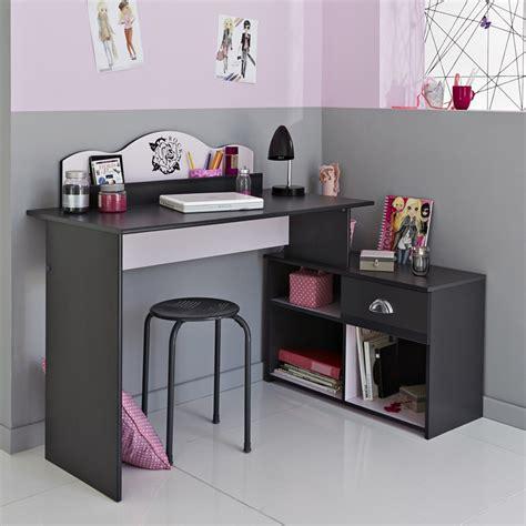 bureau enfant original bureau enfant quot flora quot gris
