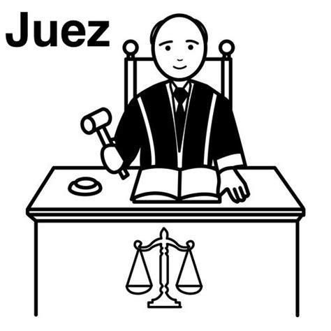 imagenes de justicia social para niños dibujos para colorear jueces