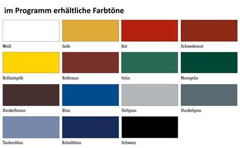 au enfarbe f r holz schwedenrot farbe ral capadur color wetterschutzfarbe
