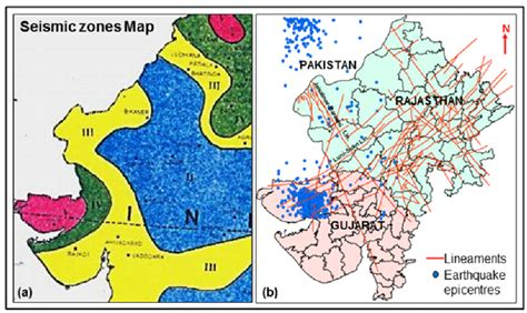 earthquake zone in gujarat world map showing earthquake zones choice image word map