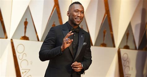 Fabs Oscars Number One And Two And Three by Mahershala Ali Oscars 2017 Photos From The Carpet