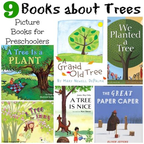 the which way tree books 9 children s books about trees for preschoolers where